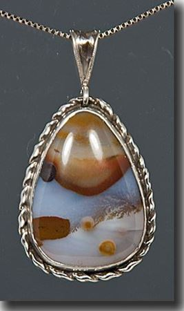 Picture for category Oregon Polka Dot Agate