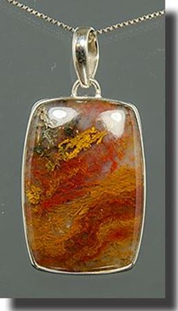 Picture for category California Horse Canyon Moss Agate