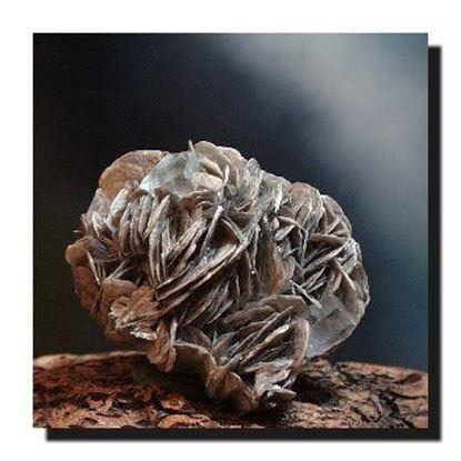 Rare  Mineral Specimen Aquamarine Pakistan