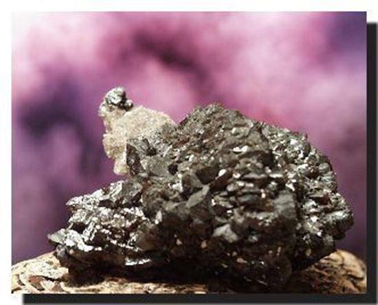 Sphalerite and Dolomite Elmwood Mine