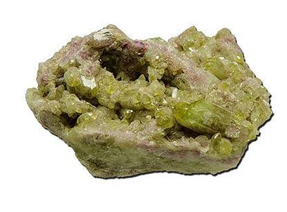 Vesuvianite Mineral Specimen, Canada